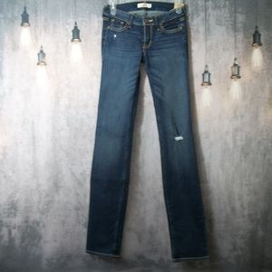 The Hollister Skinny Jeans Size 0L